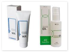 薬用ポリリンジェル WX & EX